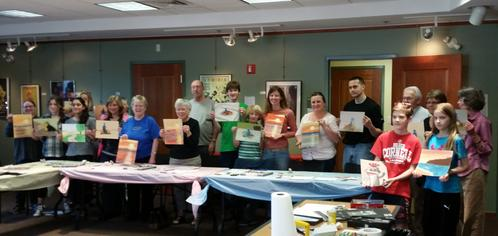 Hanover Library Color Your World with Pastels!