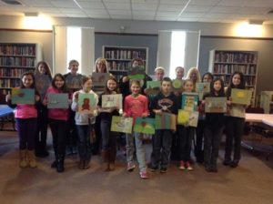 A photo from the Saugus Library, Color Your World in Pastels! Workshop
