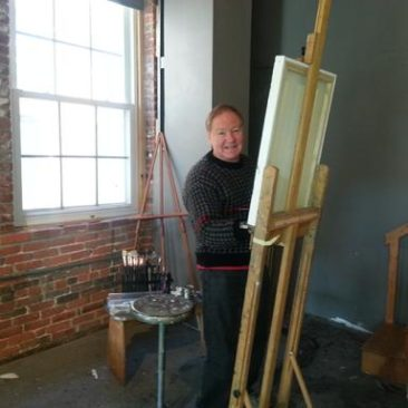 Essex Art Center weekly class David Jones