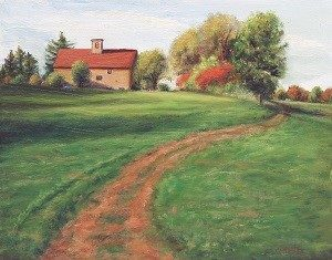 Merril Farm in Fall c Sharon A. Morley (2)