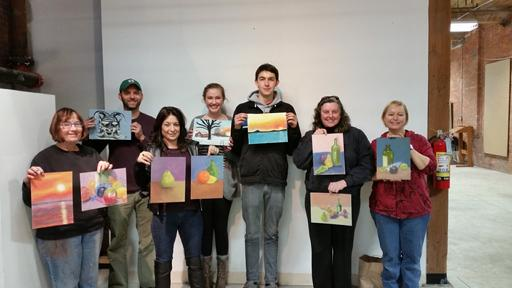 Essex Art Center Color Your World With Pastels 2014