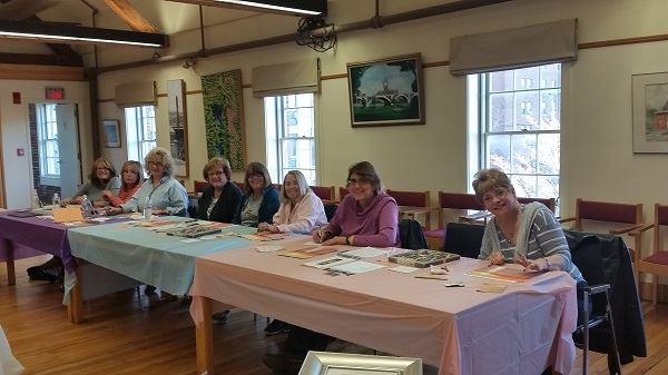 Color Your World! with Pastels -Lawrence Cultural Council at Heritage State Park with Sharon Morley